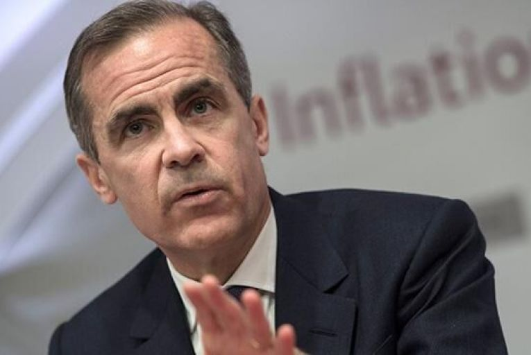 Bank of England Governor Mark Carney Pic: Getty