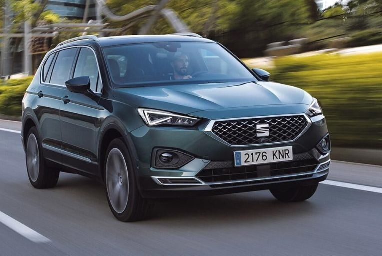 The Seat Tarraco: a much trendier option than Seat's previous seven-seaters