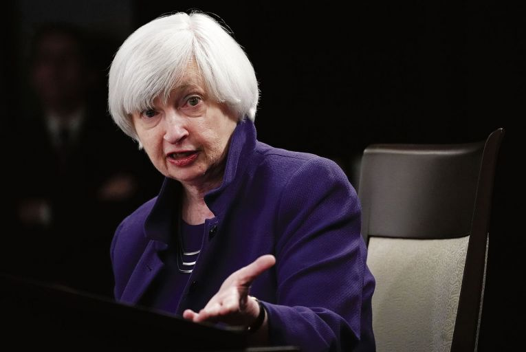 Janet Yellen, the veteran economist, was announced as the first ever female treasury secretary of the US by incoming president Joe Biden