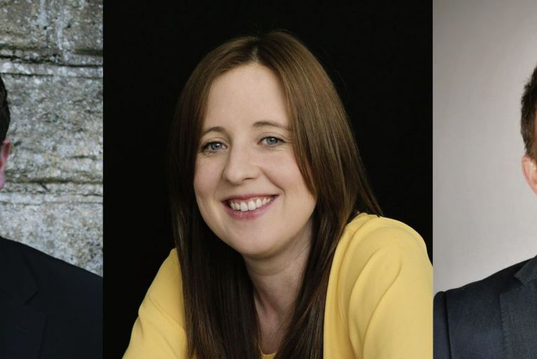 Seamus Donohoe, Karen Power and León Murray have joined Turley