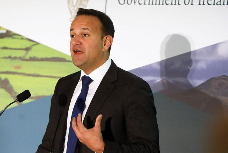 Leo Varadkar: 'I will not be asking for a dissolution of the Dáil' Pic: Getty