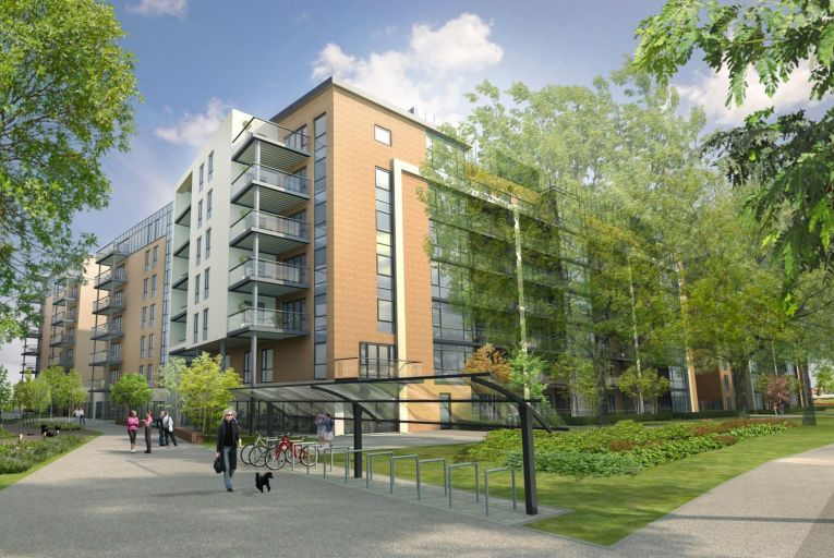 Santry apartments sold for €123.5m by Cosgrave