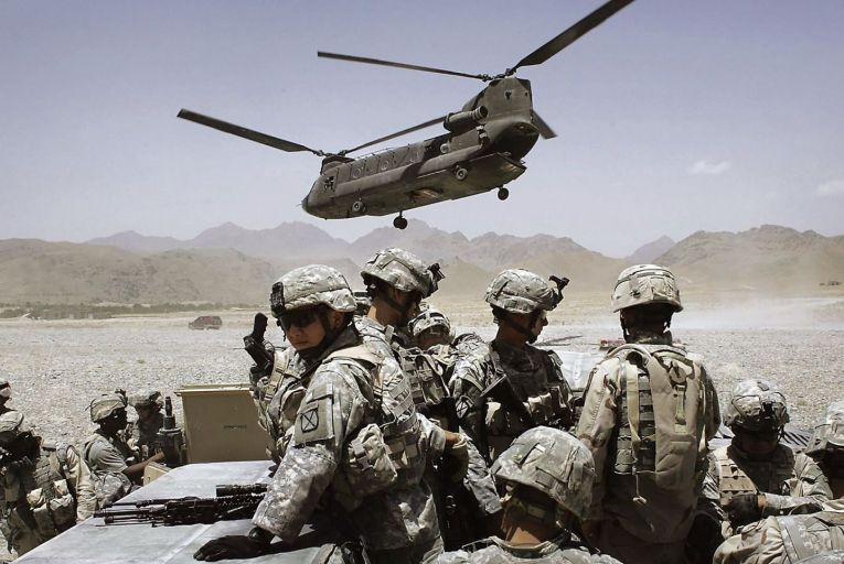 American forces in Afghanistan: 'It is the manner of the withdrawal and the attempt to rewrite history that is frustrating'