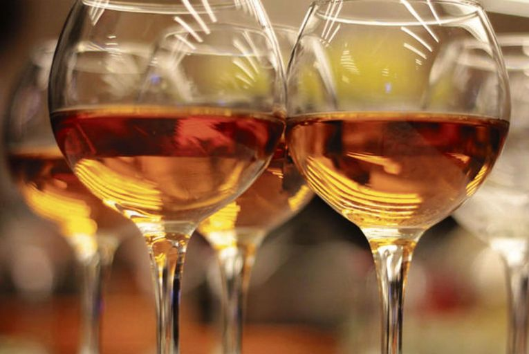 Wine: Orange is the new red and white
