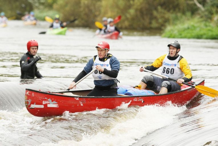 Keegan's love of kayaking 'not relevant' to whitewater rafting proposal, says DCC