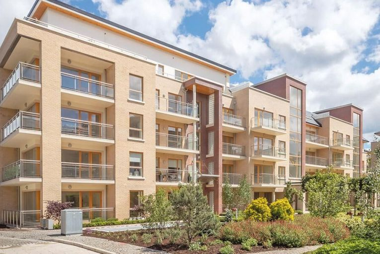 Trimbleston apartments are on the market, from €395,000