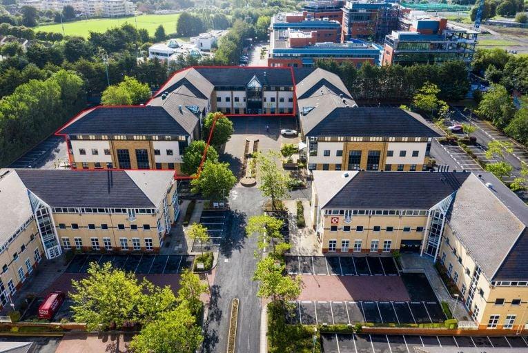 Former Ericsson HQ on market for €10m