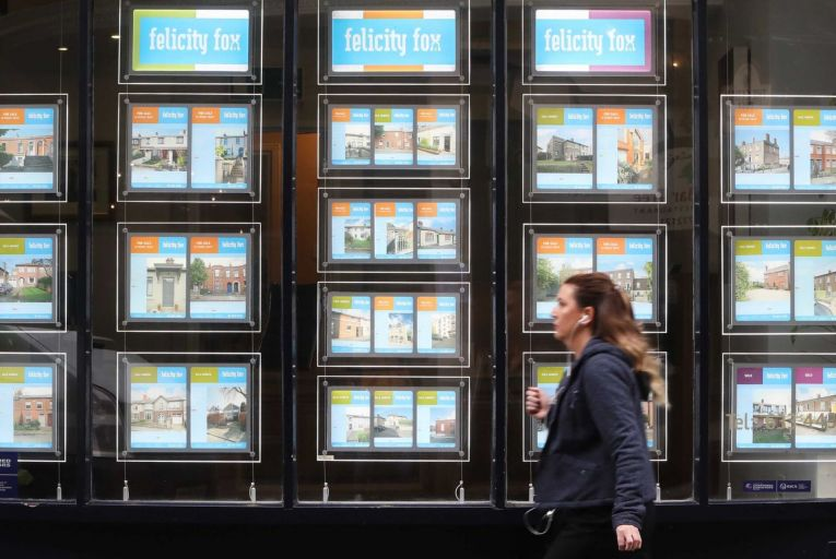 Offr's analysis showed that 15 per cent of homes sold through its system had more than 30 offers from potential buyers. Picture: RollingNews.ie