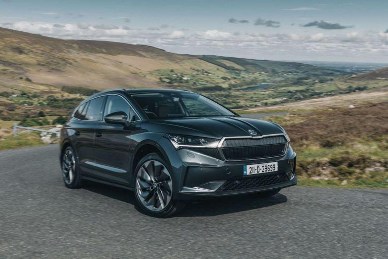 Test drive: Škoda turns heads with the sleek, silent and stylish new Enyaq