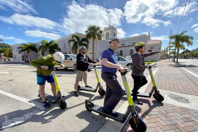 Superpedestrian aims to deploy 3,000 scooters in Dublin and 10,000 nationwide.