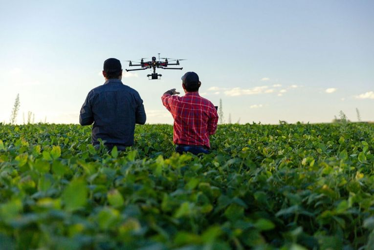 New EU regulations will make it mandatory for larger drones to have a unique identifier number which has to be transmitted to show their location in the air. Picture: Getty