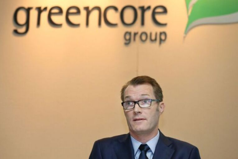 Patrick Coveney, the chief executive of Greencore, said the company was 'encouraged' by its third-quarter performance. Picture: Rollingnews.ie