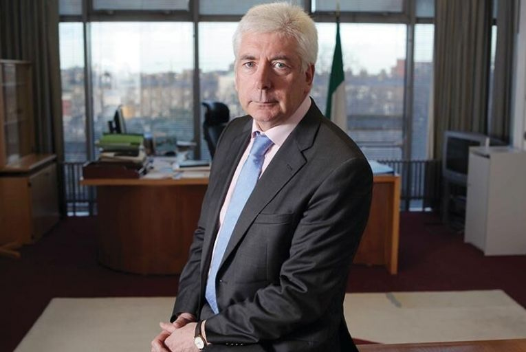 Alex White, former  minister for  communications  Picture: Feargal Ward