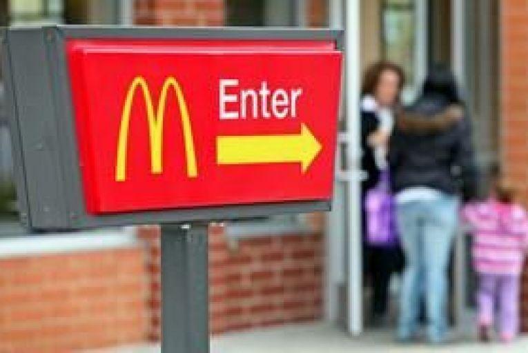 McDonald's Irish exports hit €200m