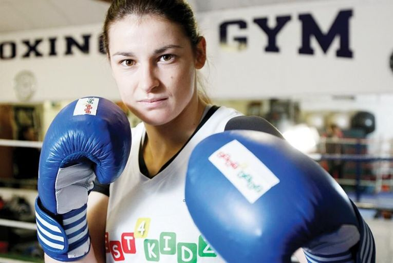 Emmet Ryan: Katie Taylor's step into the great unknown