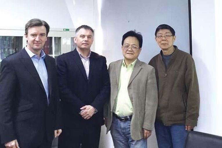 DPS in strategic partnership with Shanghai engineering group