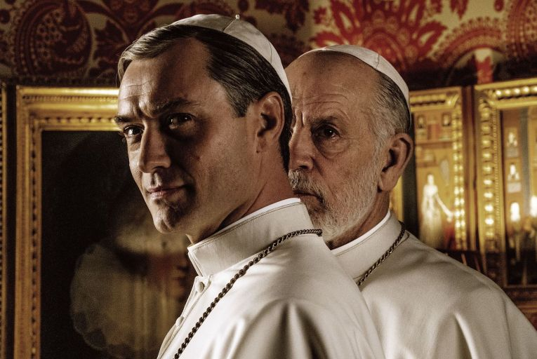 TV review: Papal passion play prolongs the rule of Law