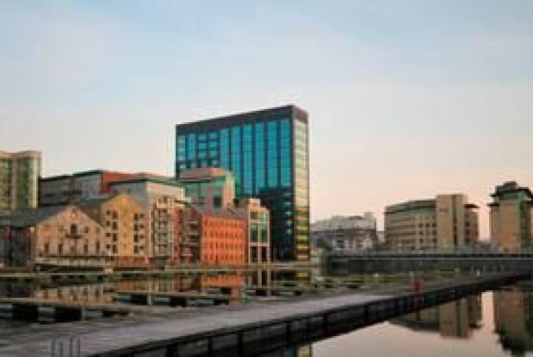 Dublin office take-up falls nearly 50% in a year