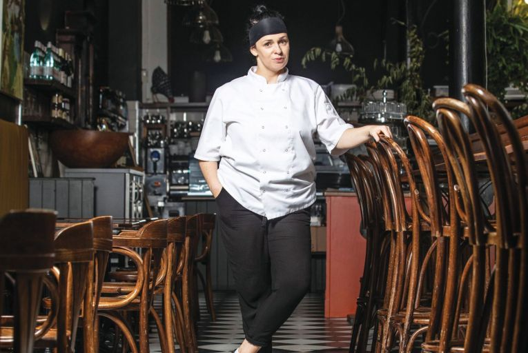 Meet the chef: Pamela Kelly of the Farmgate