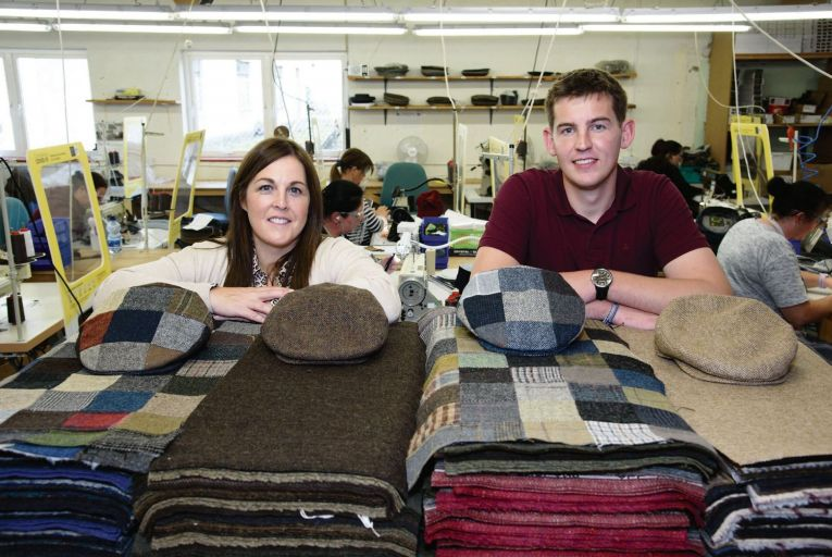 Making It Work: Family hat firm's story is a feather in its cap
