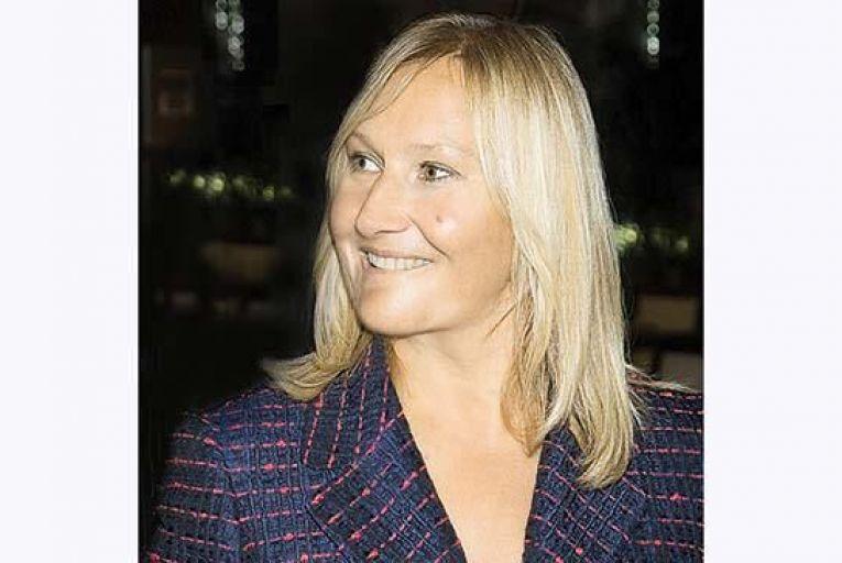 Yelena Baturina, Russia's richest woman, spent €27 million on the Morrison Hotel