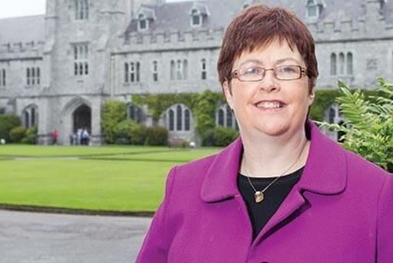 Professor Anita R Maguire, vice-president for research and innovation, UCC
