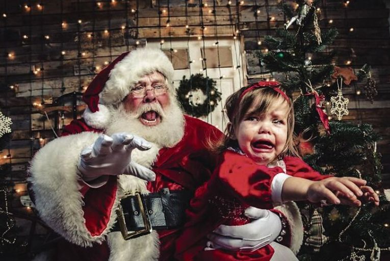 It's not really Christmas until a magical Santa 'experience\' has been labelled a disappointment and children have been left crying