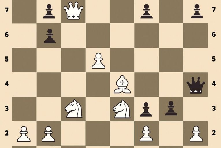 Chess Time With Sam Collins
