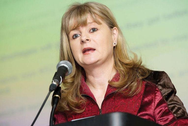 Marie Hunt, CBRE Ireland