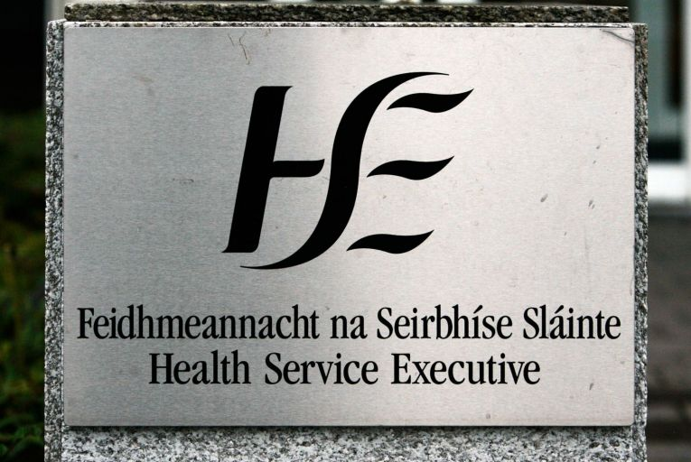 The HSE been in touch with the Data Protection Commission this afternoon. Picture: Rollingnews.ie