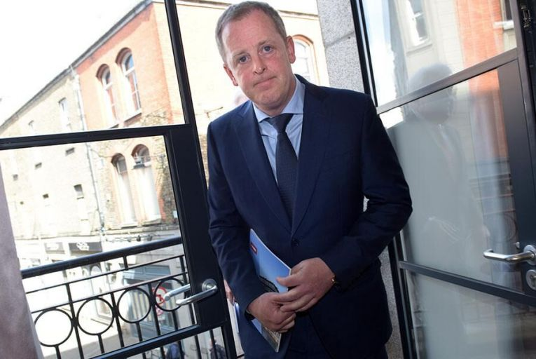 Cairn Homes boss Michael Stanley