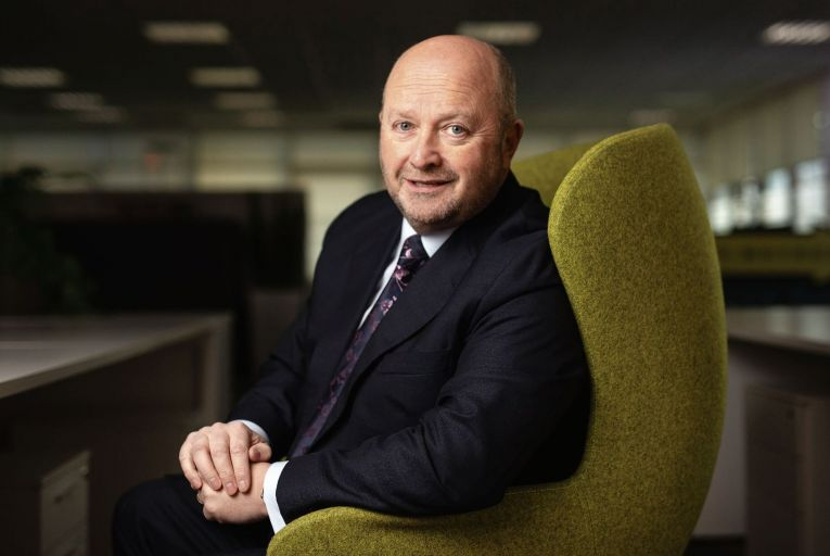 Phil Codd, managing director of Expleo Group for Ireland and Britain  Picture: Fergal Phillips