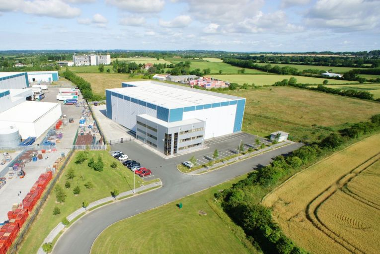 Unit 20 at Ashbourne Business Park in Ashbourne, Co Meath, which sold for €5.2 million last year