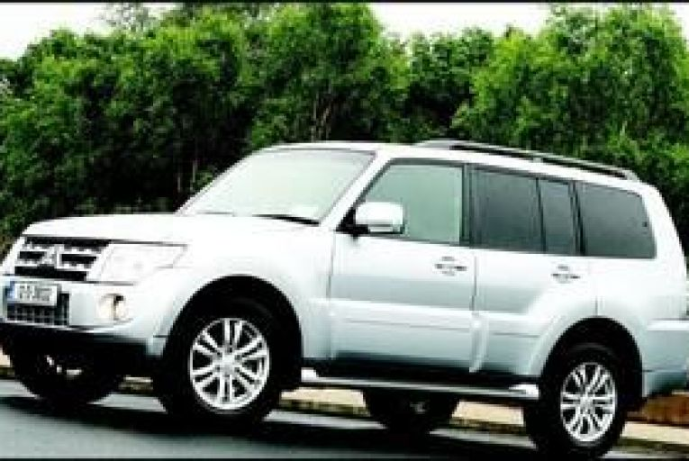 Pajero commercial holds its own as a hardy workhorse