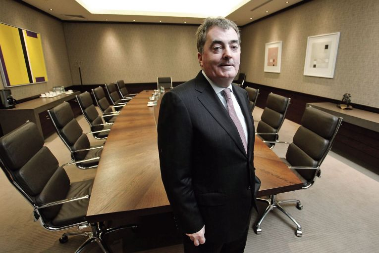 Sean O'Driscoll, the former boss of Irish industrial giant Glen Dimplex, made a loss of €130,532 last year through his personal investment vehicle Roaring Waters Capital