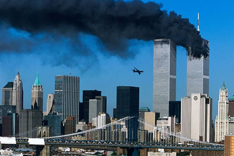 'Some 20 years after 9/11, the problem of terrorism remains, and terrorists may feel emboldened to try again.' Picture: Robert Clark