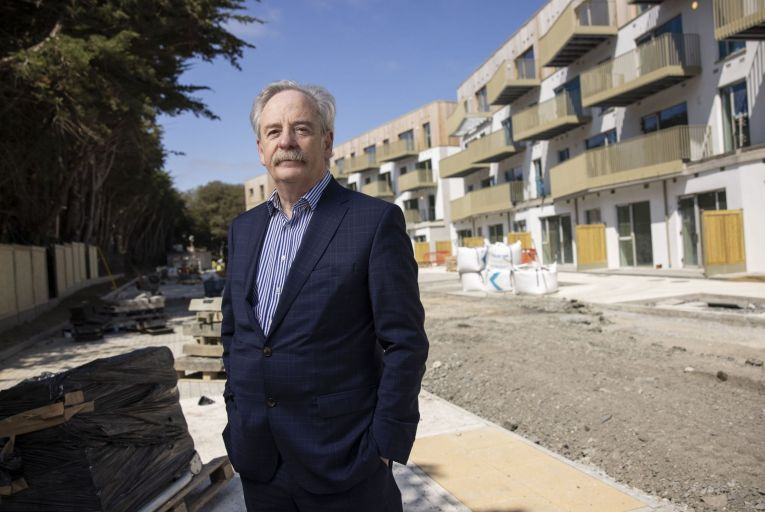 Declan Dunne, CEO of Respond, says social housing has now become a commodity. Picture: Fergal Phillips