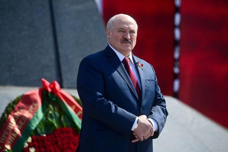 Belarus president Aleksandr Lukashenko's grounding of a Ryanair plane in Minsk reveals how little regard he has for a questioning media. Picture: Andrei Stasevich/BelTA/TASS