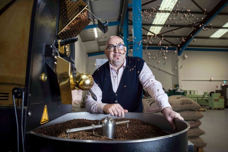 Plans brewing as Velo Coffee Roasters announces €300,000 expansion