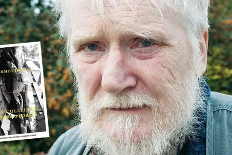 Dermot Healy: a writer's writer Getty