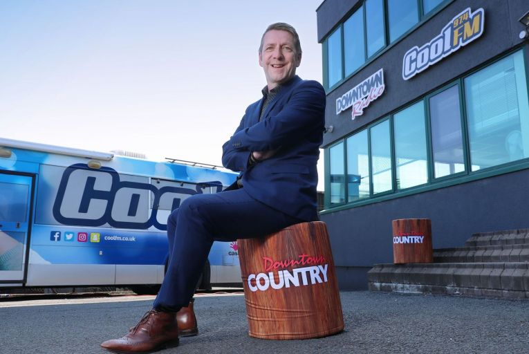 David Tighe: 'Our strategy at the moment is to inform, entertain and engage with everybody'