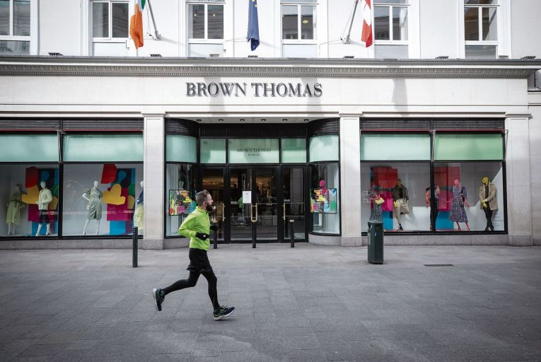 Union seeks meeting over surprise bid for Brown Thomas and Arnotts