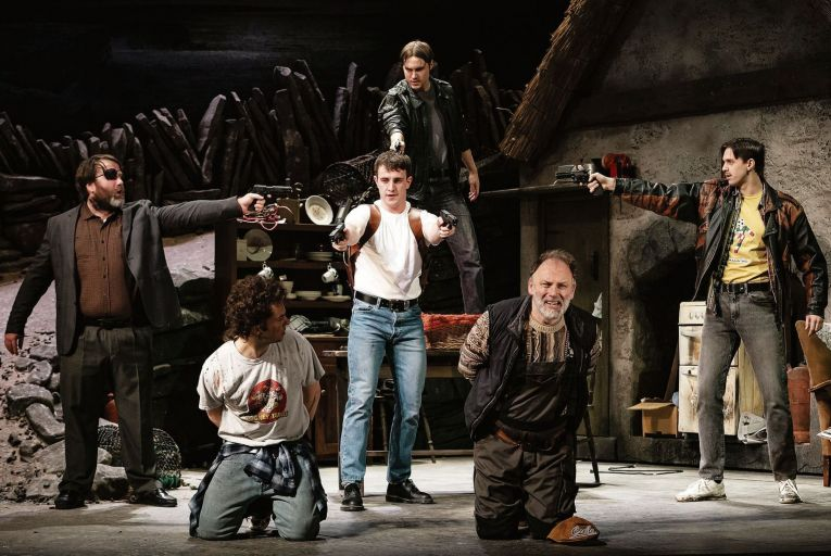 The Lieutenant of Inishmore:  Troubles satire shies away from its own darker truths