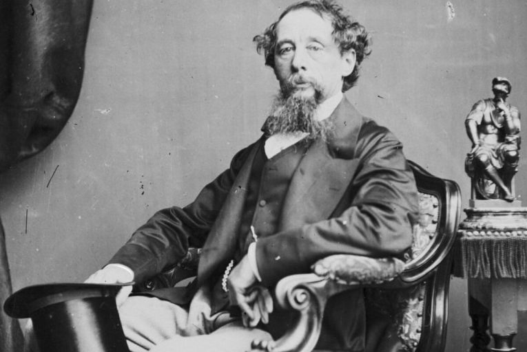The Mystery of Charles Dickens: Exploring the inner child of a literary hard man