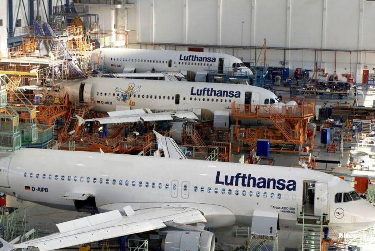 More than 500 jobs at risk at Lufthansa's Shannon base