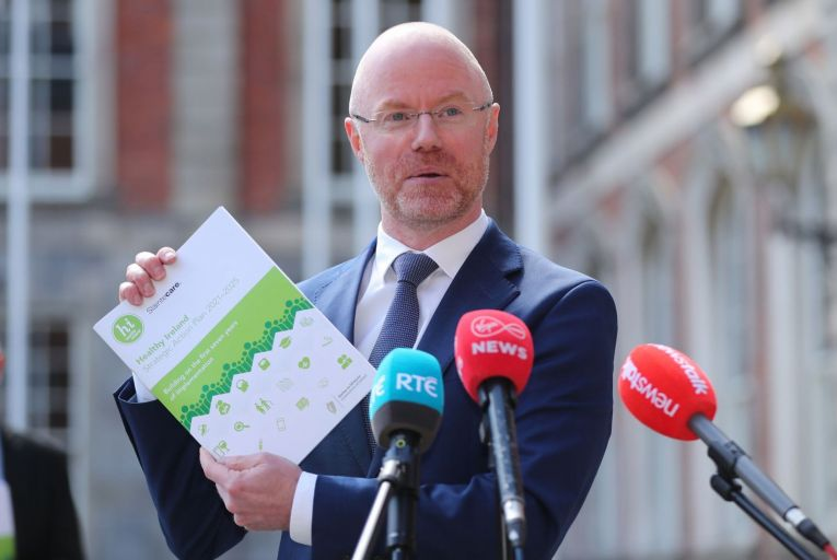 Stephen Donnelly, the Minister for Health: time for meaningful reform. Picture: Niall Carson/PA
