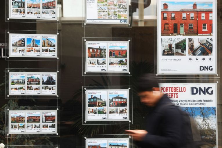 House prices up by average of €20,000 year on year, Daft finds