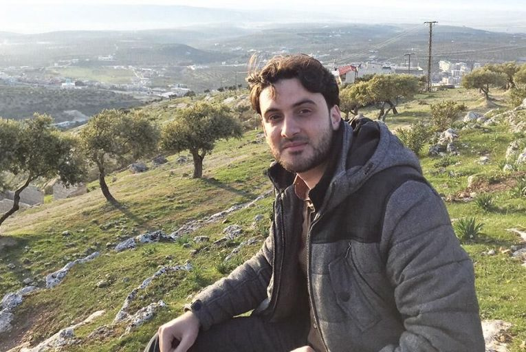 Nebras Haj Hamden, a field coordinator for Goal in Syria: 'You achieve results with and through people'