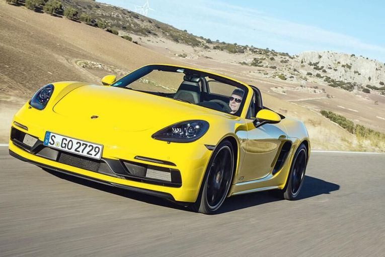 The Porsche Boxster 718 GTS: among the best new cars to drive