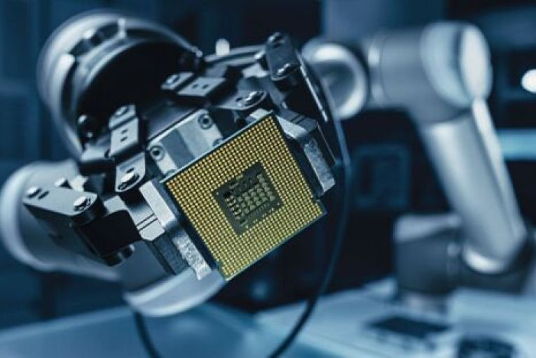 Microchip exports increase 500 per cent in five years